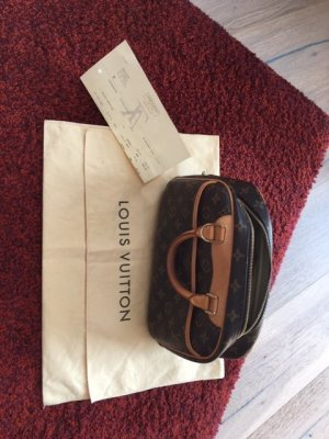Original Louis Vuitton Trouville Monogram Canvas
