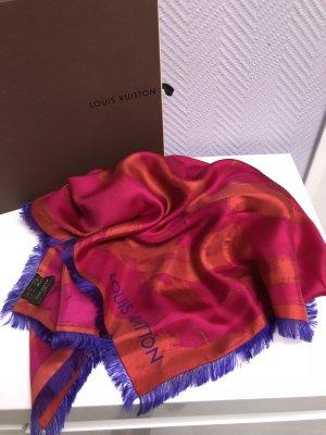 Original Louis Vuitton Tuch Seide Carré Limited Edition