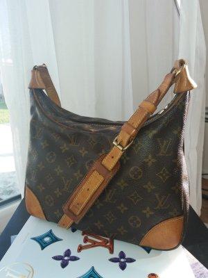 Original Louis Vuitton Umhängetasche Boulogne, Vintage mit LV Staubbeutel
