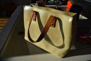 Original Louis Vuitton Vernis Bag
