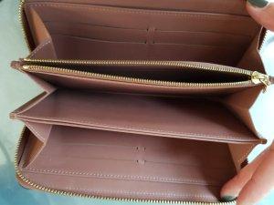Original Louis Vuitton Vernis Lackleder Geldbörse rosa