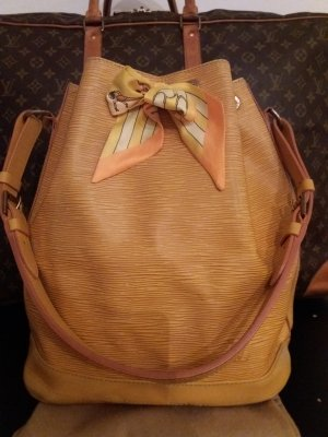 Original LOUIS VUITTON Vintage Sac Noe Grand Epi Citron