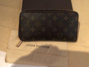Louis Vuitton Portefeuille brun-noir