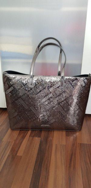 Original Love Moschino Tasche Silber