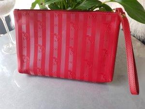 Maison Mollerus Borsa clutch rosso