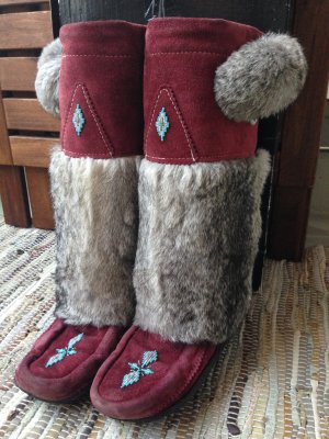 Manitobah Snow Boots multicolored