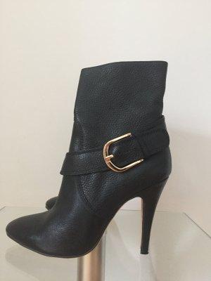Original Manolo Blahnik Stiefeletten Ankle Boots *38-40*