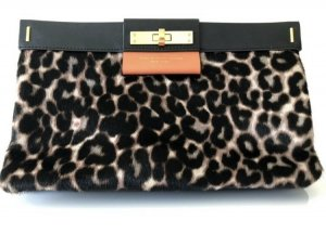 Marc by Marc Jacobs Pochette multicolore cuir