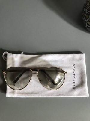 Marc Jacobs Sunglasses gold-colored-bronze-colored