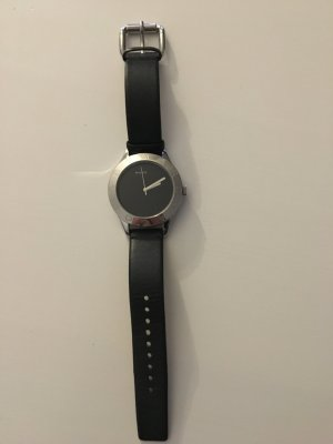 Marc Jacobs Analog Watch silver-colored-black