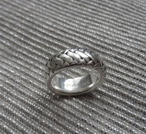 Marc O'Polo Silver Ring silver-colored real silver