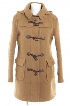 Original maritime 1661 Duffel Coat brown-dark brown casual look