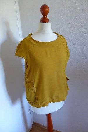 Original Marni Oberteil Top Bluse 36/38 senf gelb wie neu