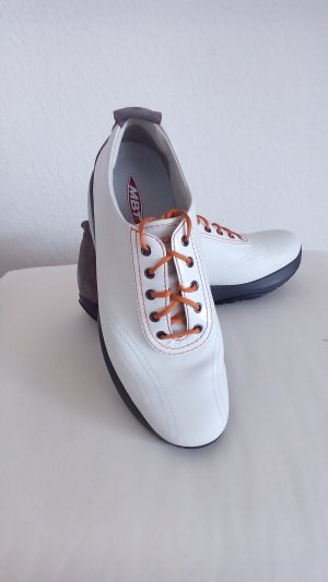 MBJ Sneakers met veters veelkleurig Leer