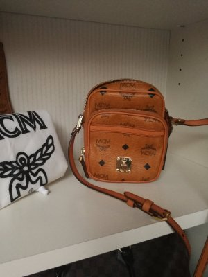 Original MCM Crossbody Heritage Line small