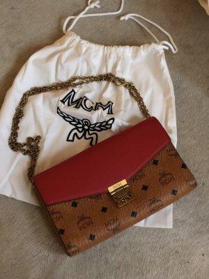 Original MCM Handtasche , Clutch