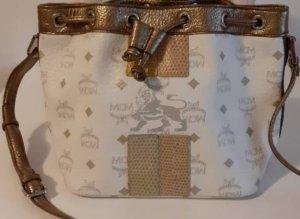 original mcm Handtasche crossbody matchsack beuteltasche