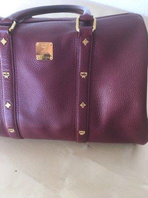 MCM Handbag bordeaux