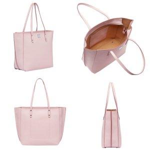MCM Bolso rosa claro-rosa
