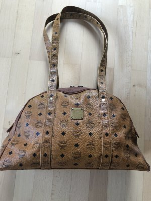 MCM Shopper brown-black