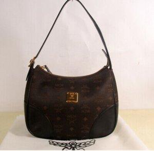 MCM Handbag dark brown