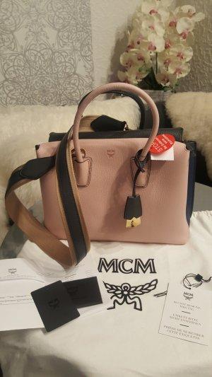 Original MCM Tasche Milla Medium NEU & Rechnung