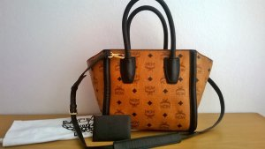 MCM Tote cognac-coloured leather