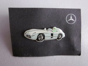 Mercedes Benz Collection Bottone multicolore Metallo