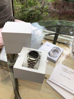 Michael Kors Digitaal horloge veelkleurig Edelstaal