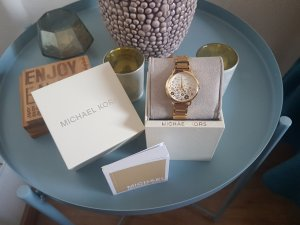 Original Michael Kors Damen Uhr gold Neu