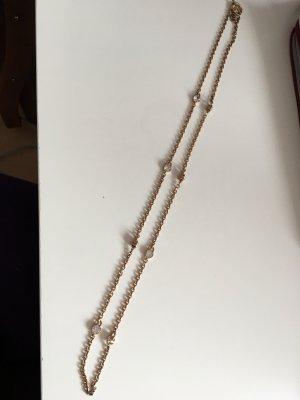 Original Michael Kors Damenkette ca. 80 cm in Roségold