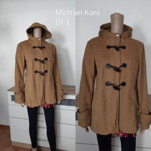 Michael Kors Veste à capuche bronze-marron clair