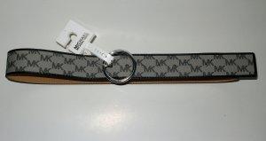 Michael Kors Cintura in ecopelle nero Finta pelle