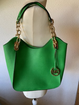 Michael Kors Handbag green leather