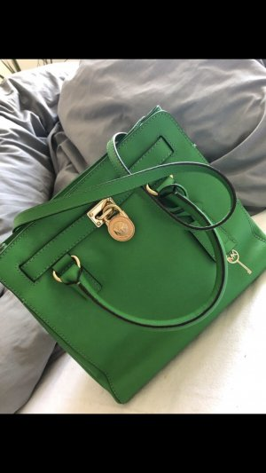 Michael Kors Carry Bag gold-colored-green