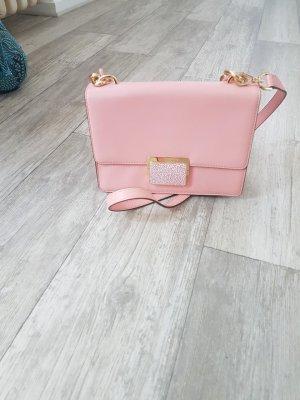 Michael Kors Crossbody bag pink leather