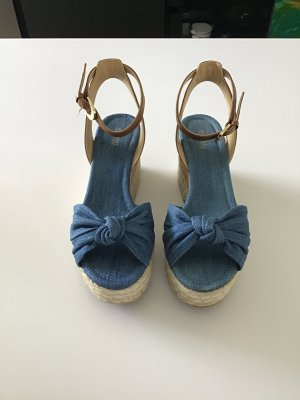 "Original MICHAEL KORS Jeans-Wedges Modell ""Mid Wedge Denim"""
