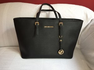 Original Michael Kors - Jet Set Travel Shopping Bag - black