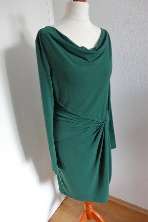 Original Michael Kors Kleid dunkelgrün Gr. 36 wie neu