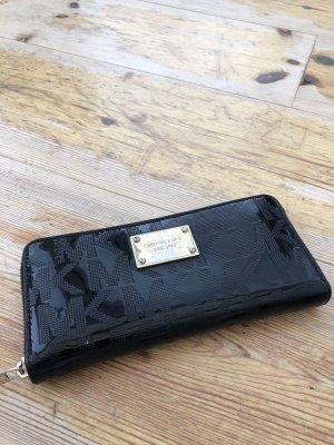 Original Michael Kors Portemonnaie in schwarz