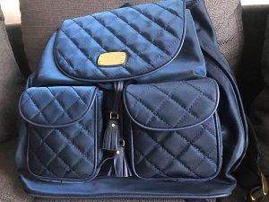 Michael Kors Trekking Backpack blue