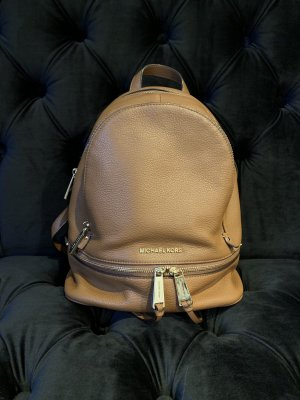 Michael Kors Backpack cognac-coloured-gold-colored