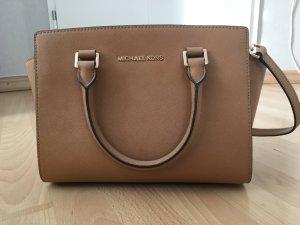 Michael Kors Carry Bag bronze-colored-cognac-coloured