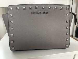 Michael Kors Crossbody bag silver-colored-grey