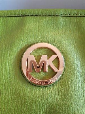 Michael Kors Borsa shopper verde prato Pelle