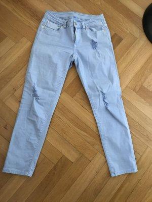 Original Michael Kors Skinny Jeans destroyed Gr.34/36 neu NP 199€ Hose ML