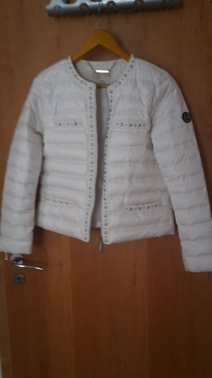 Michael Kors Quilted Jacket white