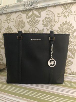 Michael Kors Comprador negro-color plata