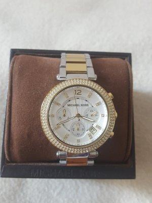 Michael Kors Horloge zilver-goud