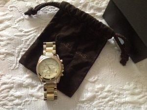 Original Michael Kors Uhr Gold